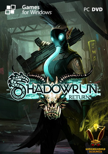 Cover Shadowrun Returns