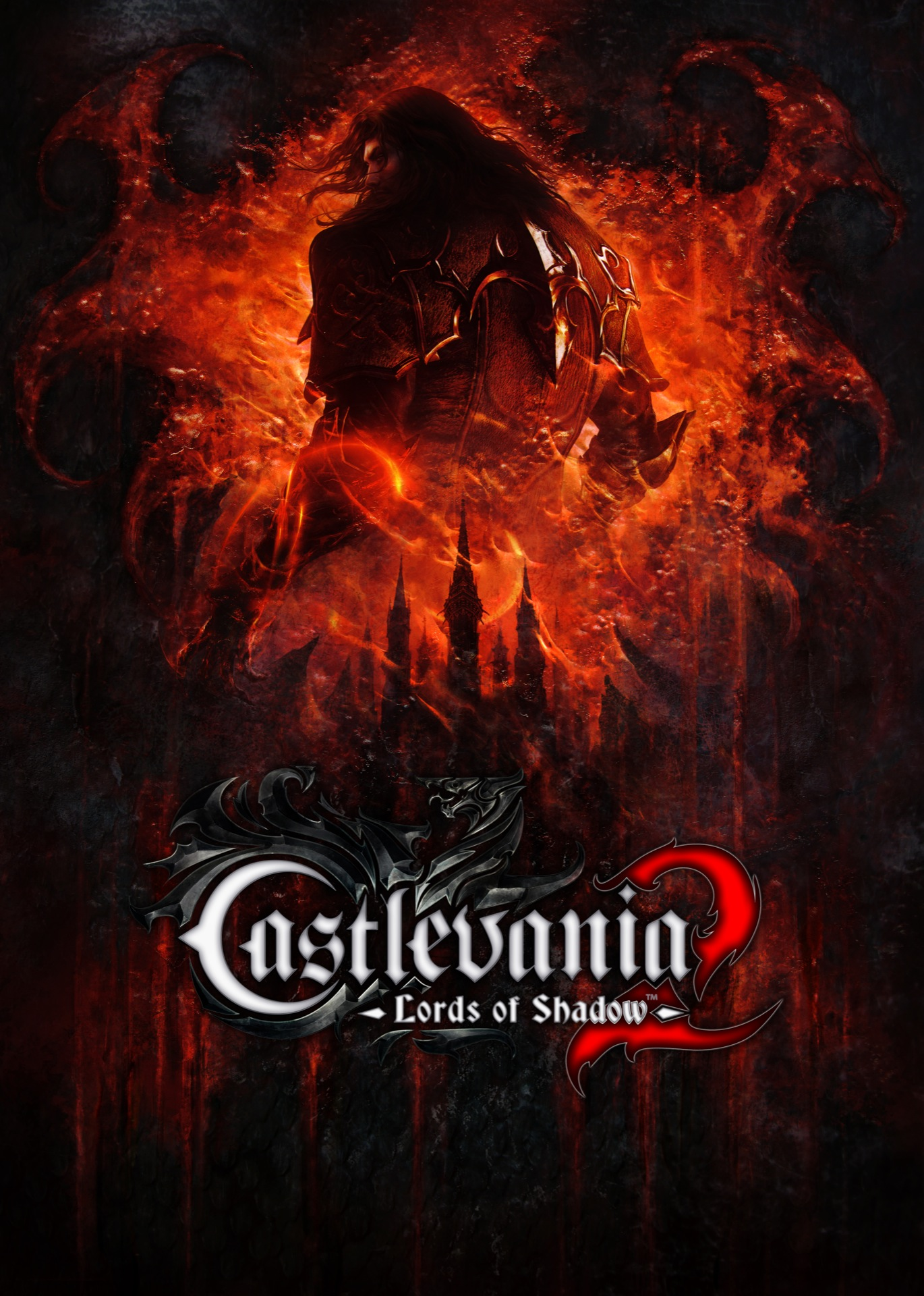 Cover Castlevania - Lords of Shadow 2 (2014) PC | RePack от R.G. Механики