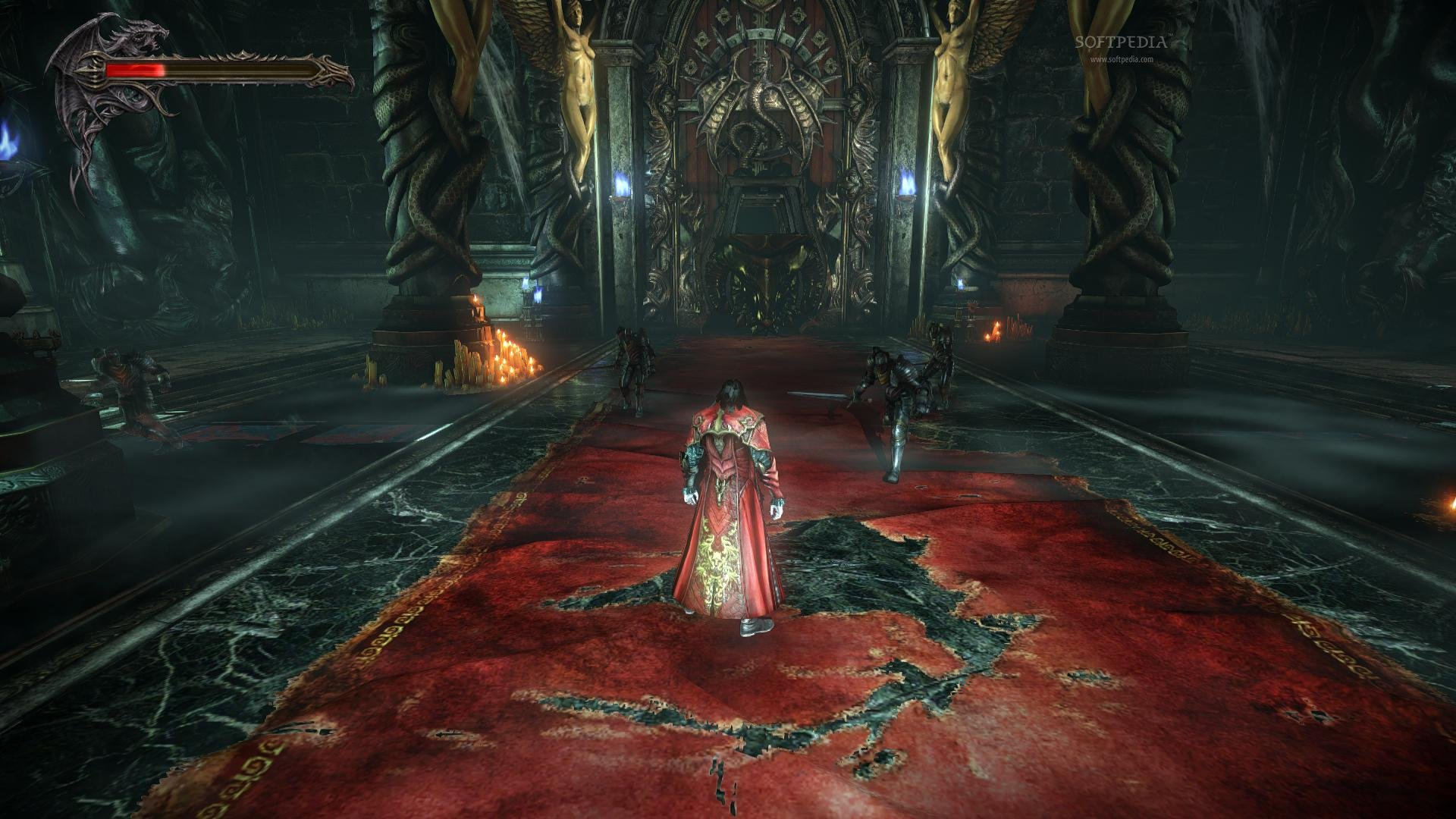 Screenshot for the game Castlevania - Lords of Shadow 2 (2014) PC | RePack от R.G. Механики
