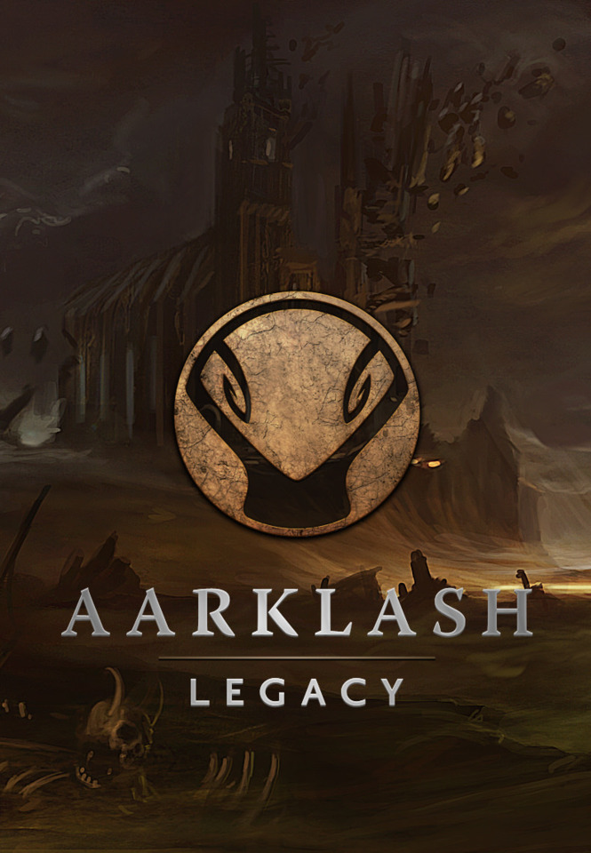 Cover Aarklash - Legacy (2013) PC | RePack от R.G. Механики