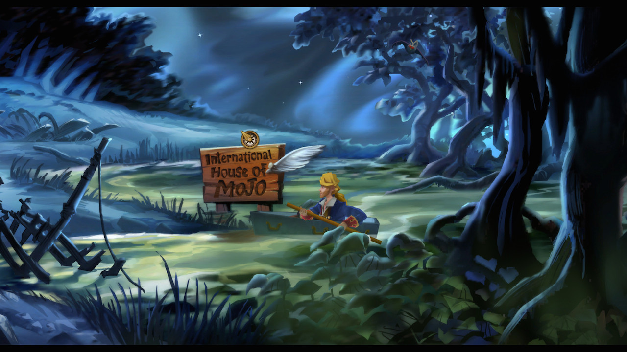 Screenshot for the game Monkey Island: Dilogy (2009-2010) PC | RePack от R.G. Механики