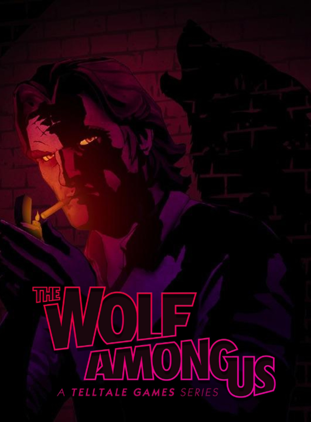 Poster The Wolf Among Us - Episode 1 and 2 (2013)
