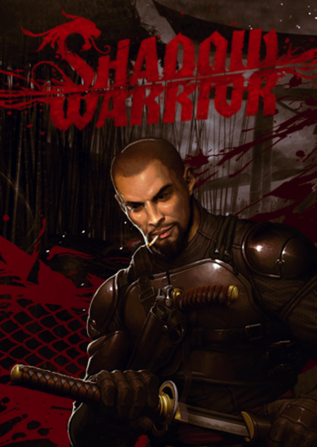 Poster Shadow Warrior (2013)