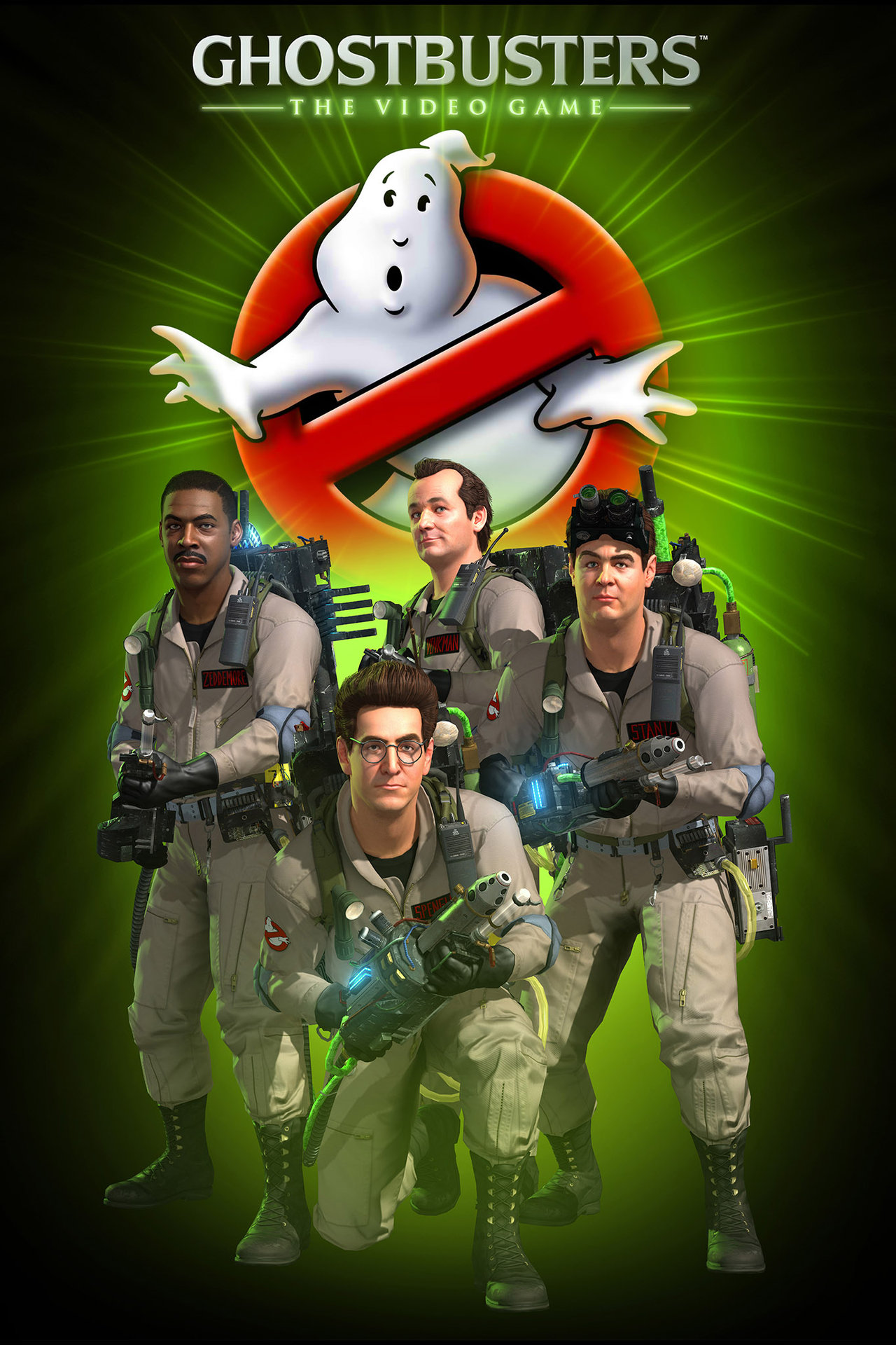 Poster Ghostbusters: The Video Game (2009)