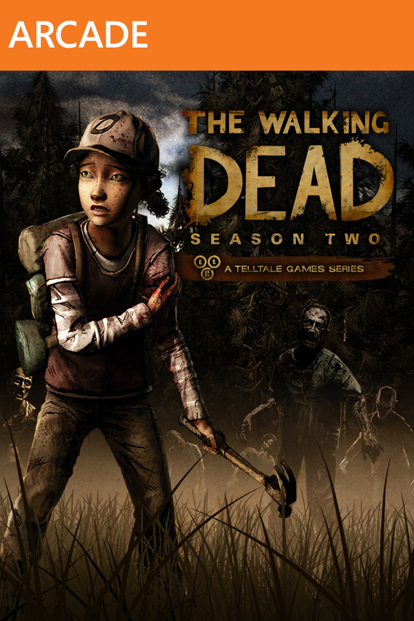 Poster The Walking Dead: The Game. Season 2 - Episode 1 and 2 (2013)
