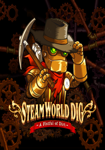 Cover SteamWorld Dig [v 1.09] (2013) PC | RePack от R.G. Механики