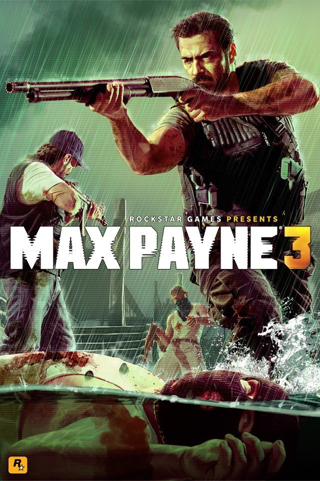 Cover Max Payne 3 [v1.0.0.114] (2012) PC | RePack от R.G. Механики