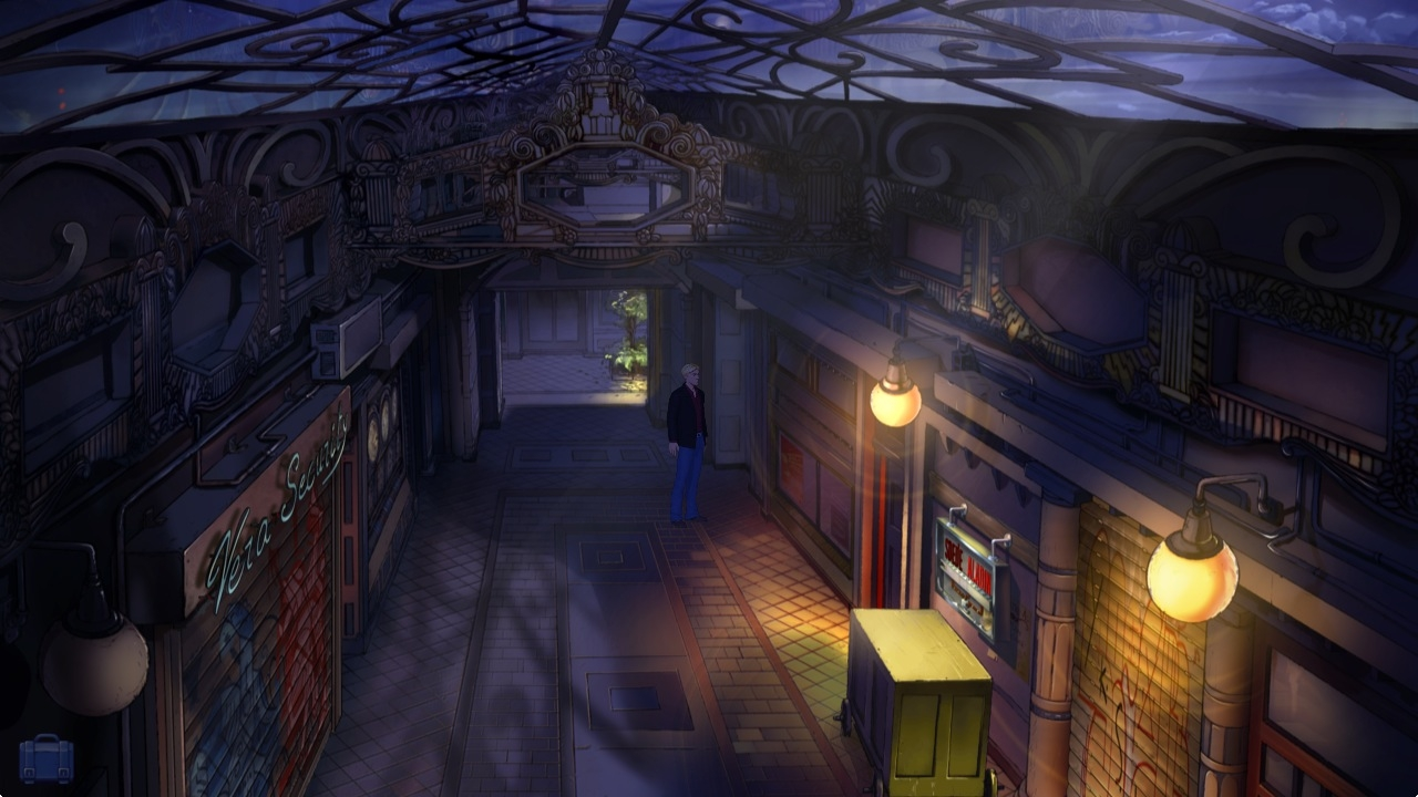 Screenshot for the game Broken Sword 5: The Serpent's Curse. Episode One & Two (2013-2014) PC | RePack от R.G. Механики