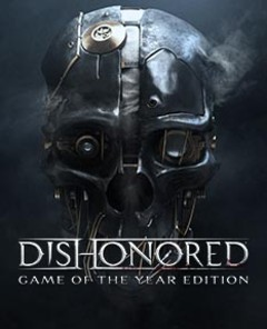 Cover Dishonored - Game of the Year Edition