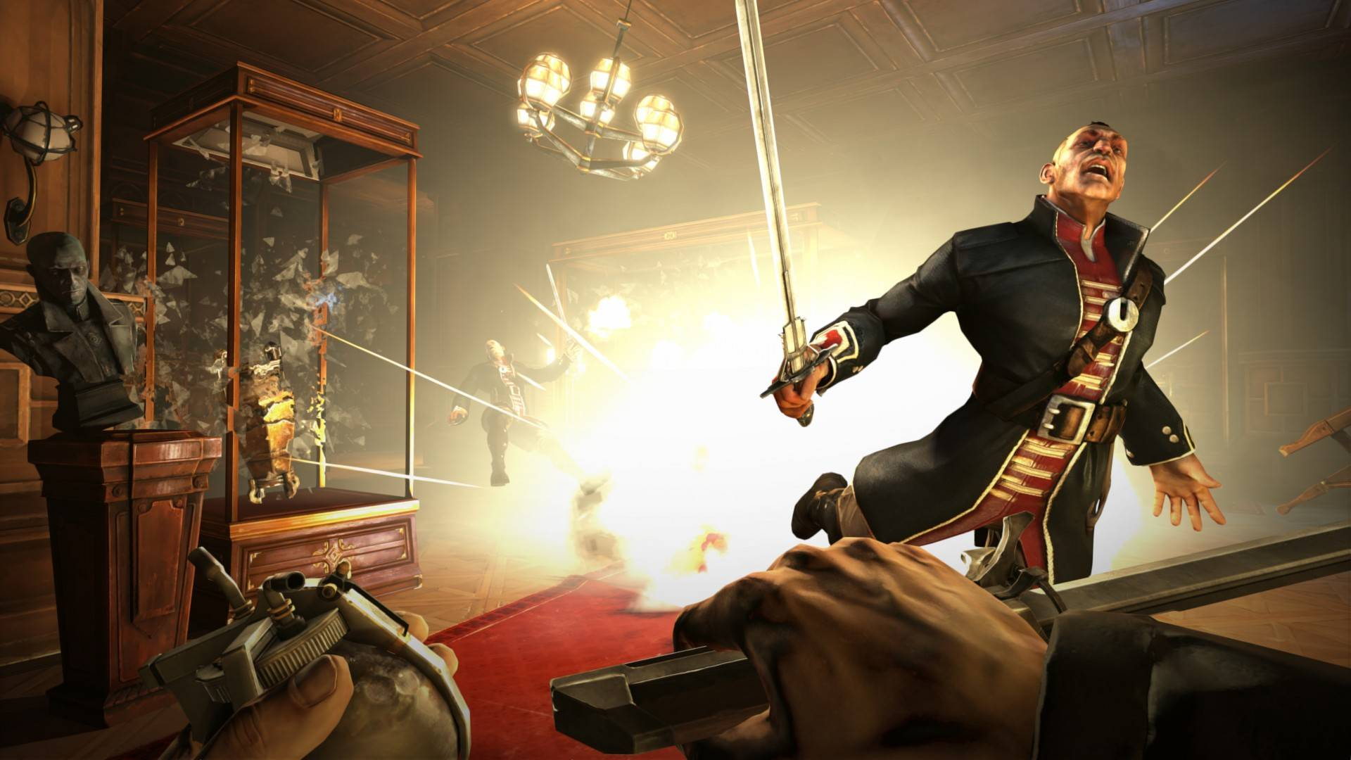 Screenshot for the game Dishonored - Game of the Year Edition (2012) PC | RePack от R.G. Механики