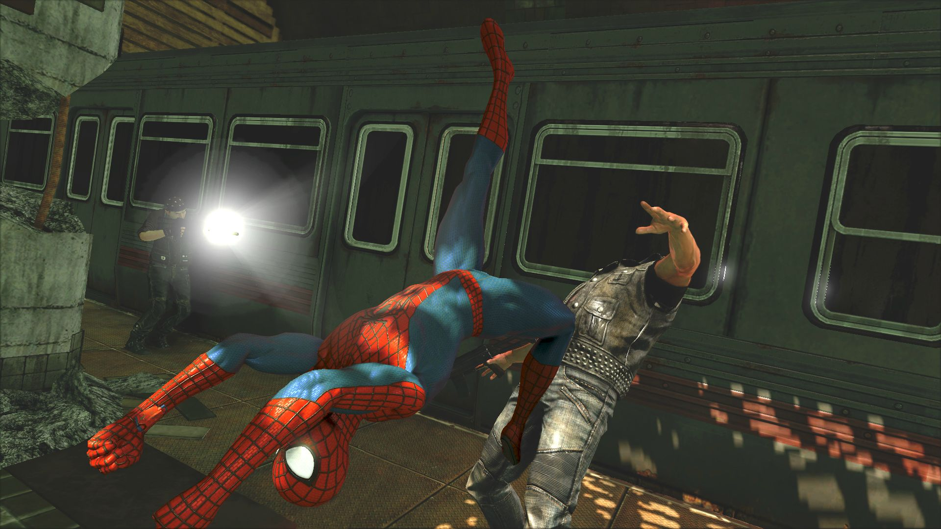 Screenshot for the game The Amazing Spider-Man 2 (2014) РС | RePack от R.G. Механики