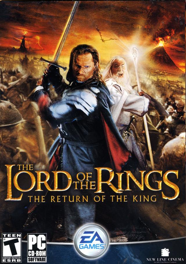 Poster Lord Of The Rings: The Return of the King (2003)