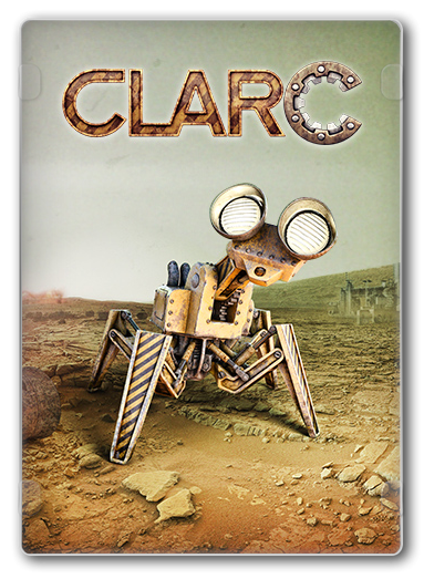Cover Clarc (2014) PC | RePack от R.G. Механики