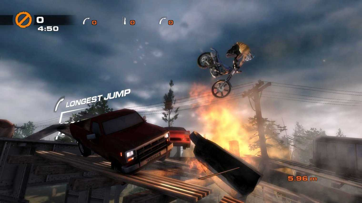 Screenshot for the game Urban Trial Freestyle (2013) PC | RePack от R.G. Механики