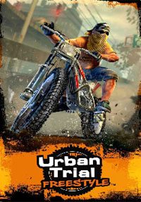 Poster Urban Trial Freestyle (2013)