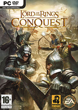 Cover Lord Of The Rings: Conquest (2009) РС | RePack от R.G. Механики