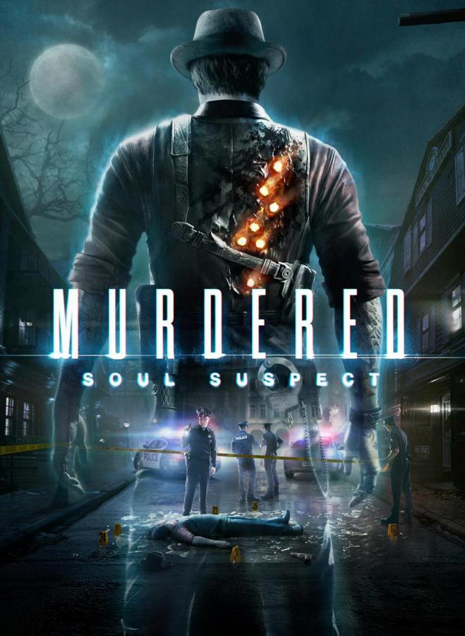 Cover Murdered: Soul Suspect (2014) PC | RePack by R.G. The mechanics
