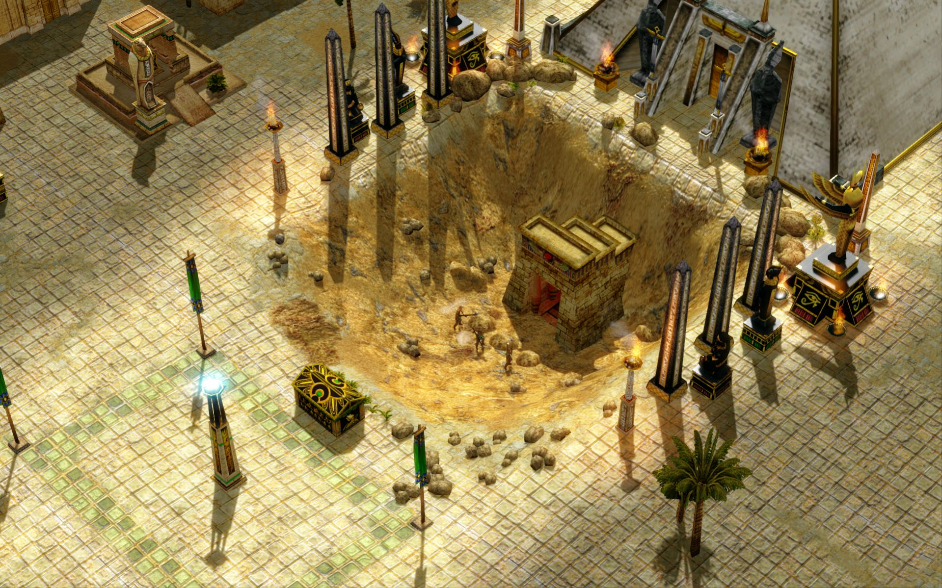 Screenshot for the game Age of Mythology: Extended Edition [v 1.8.2722] (2014) РС | RePack от R.G. Механики