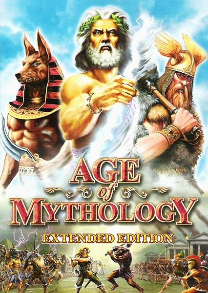 Cover Age of Mythology: Extended Edition