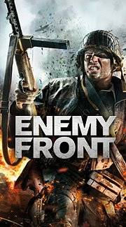 Poster Enemy Front (2014)