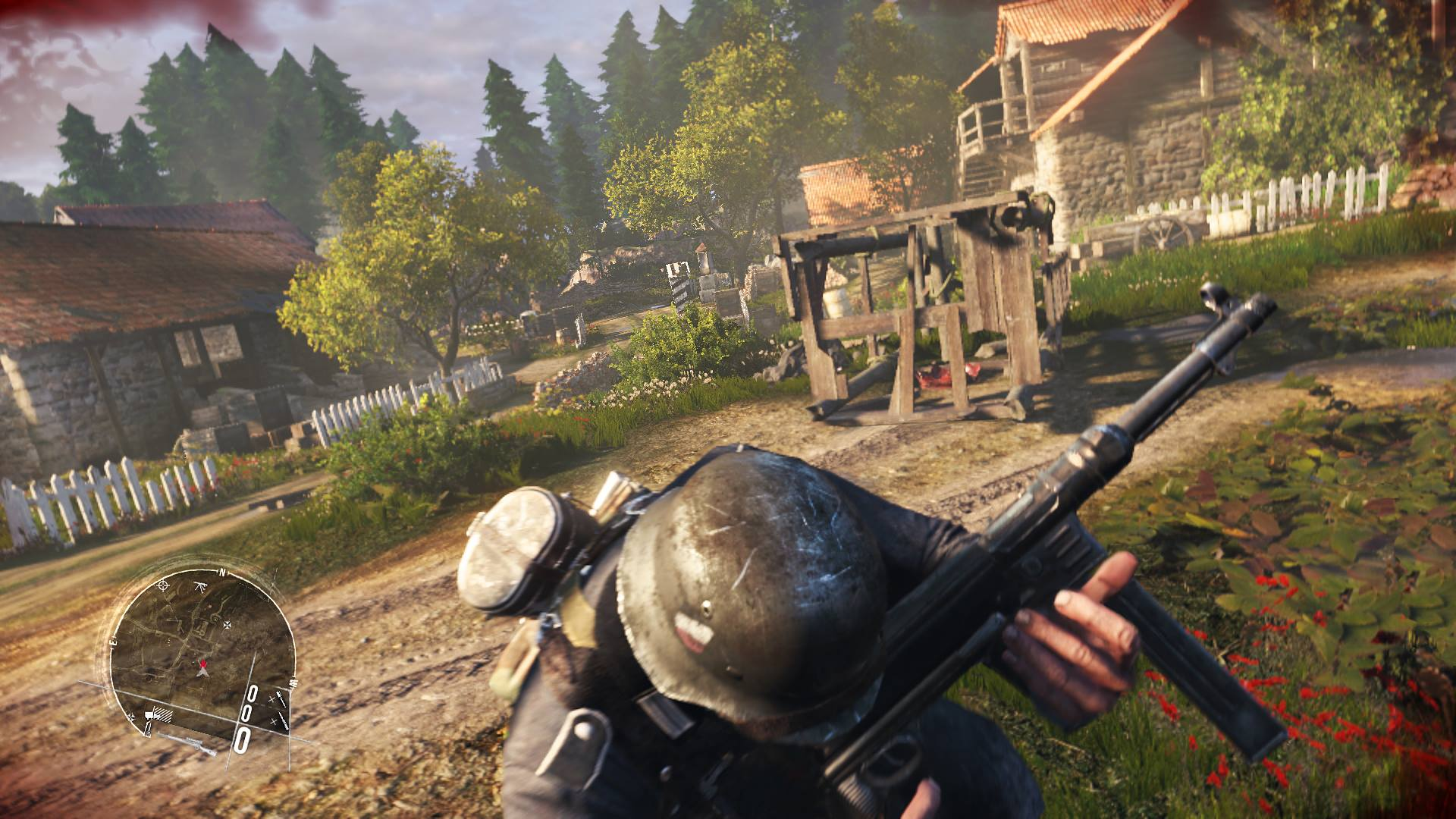 Screenshot for the game Enemy Front [Update 3] (2014) PC | RePack от R.G. Механики