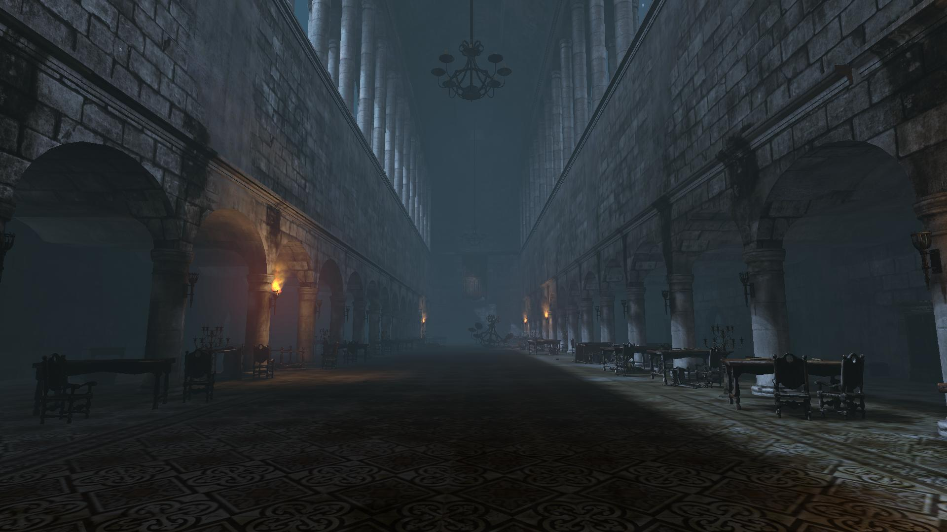 Screenshot for the game Coma: Mortuary (2014) PC | RePack от R.G. Механики