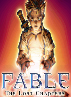 Poster Fable - The Lost Chapters (2005)
