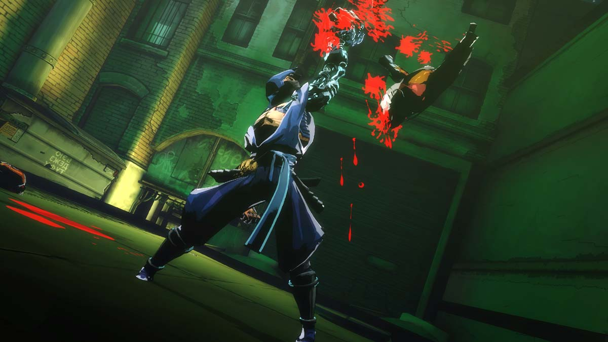 Screenshot for the game Yaiba: Ninja Gaiden Z (2014) РС | RePack от R.G. Механики