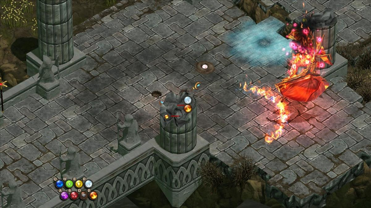 Screenshot for the game Magicka [v 1.4.16.0] (2011) PC | RePack от R.G. Механики
