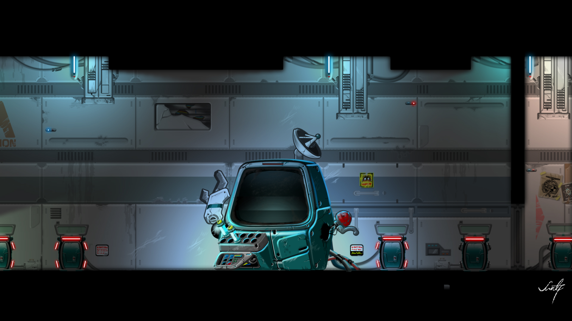 Screenshot for the game Constant C (2014) PC | RePack от R.G. Механики