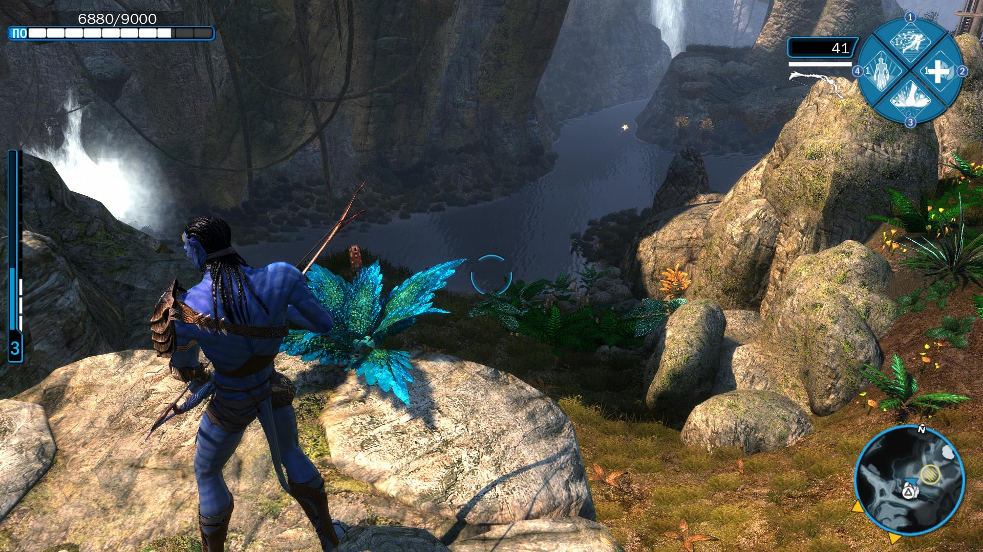 Screenshot for the game James Camerons - Avatar. The Game (2009) PC | RePack от R.G. Механики