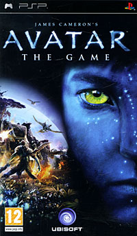 Cover James Camerons - Avatar. The Game (2009) PC | RePack от R.G. Механики