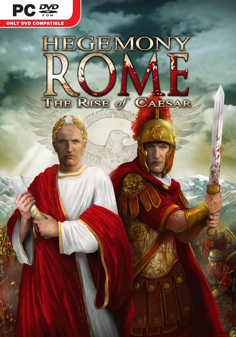 Poster Hegemony Rome: The Rise of Caesar (2014)
