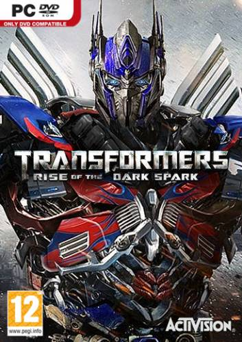 Cover Transformers: Rise of the Dark Spark (2014) PC | RePack от R.G. Механики