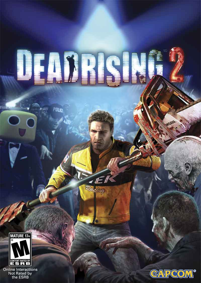 Cover Dead Rising 2 (2010) PC | Rip от R.G. Механики