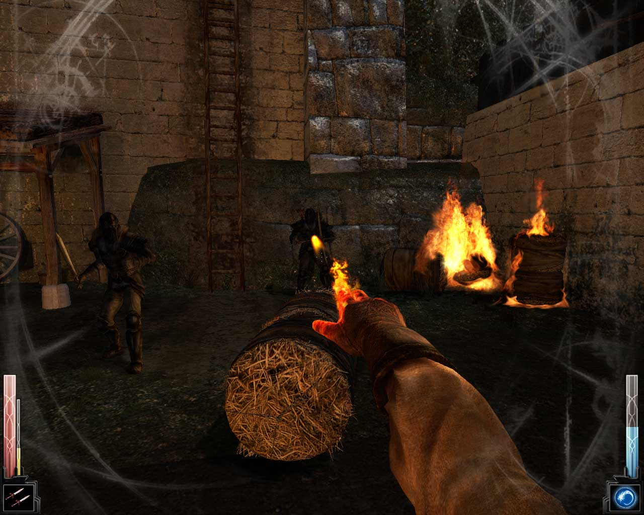 Screenshot for the game Dark Messiah of Might and Magic (2006) PC | Rip от R.G. Механики