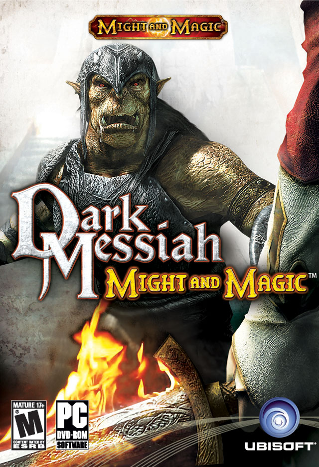 Cover Dark Messiah of Might and Magic (2006) PC | Rip от R.G. Механики