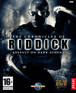Cover The Chronicles of Riddick - Assault on Dark Athena (2009) PC | RePack от R.G. Механики