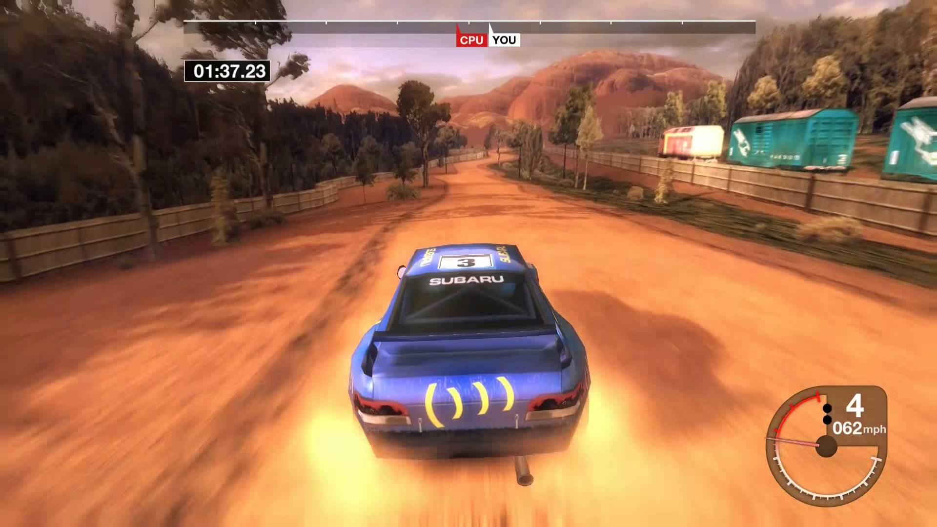 Screenshot for the game Colin McRae Rally Remastered (2014) PC | RePack от R.G. Механики