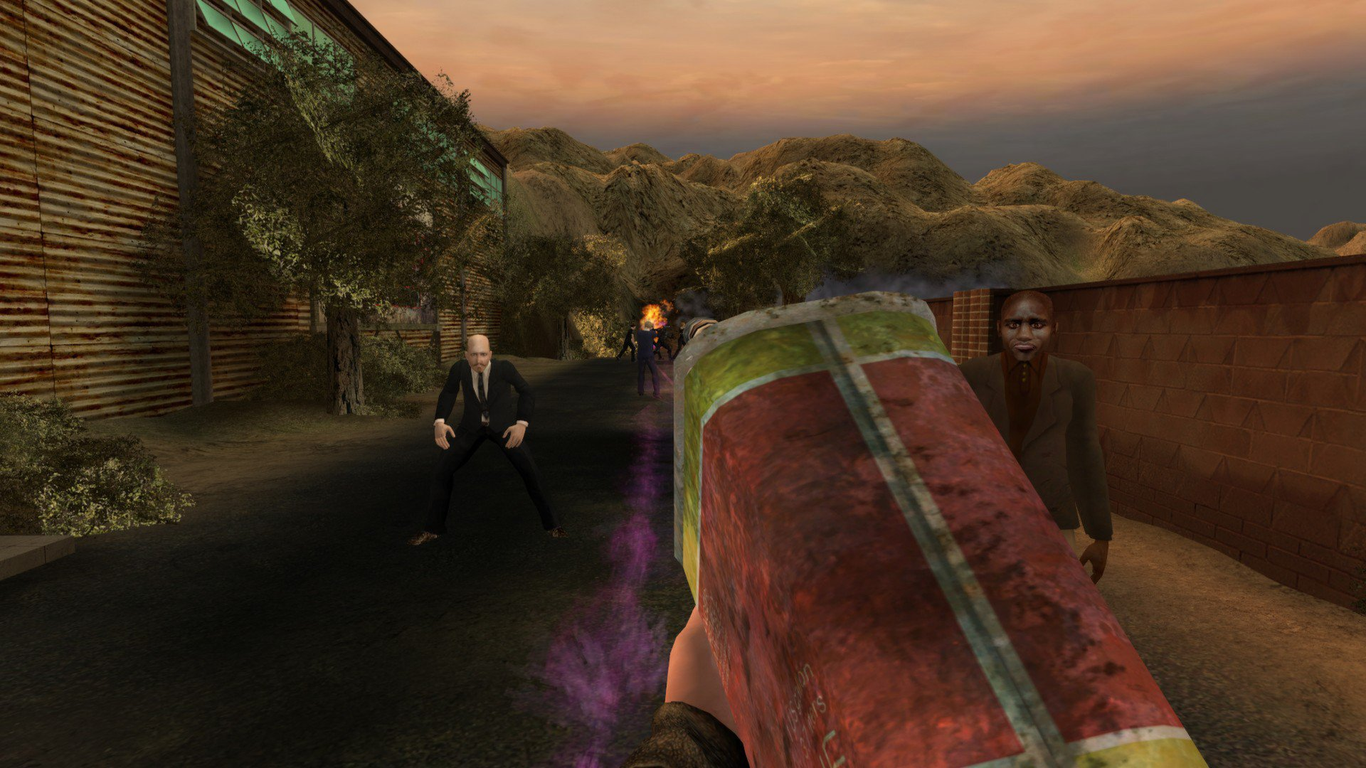 Screenshot for the game Postal 2: Complete (2003) PC | Rip от R.G. Механики