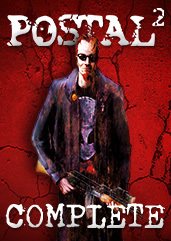 Cover Postal 2: Complete (2003) PC | Rip от R.G. Механики
