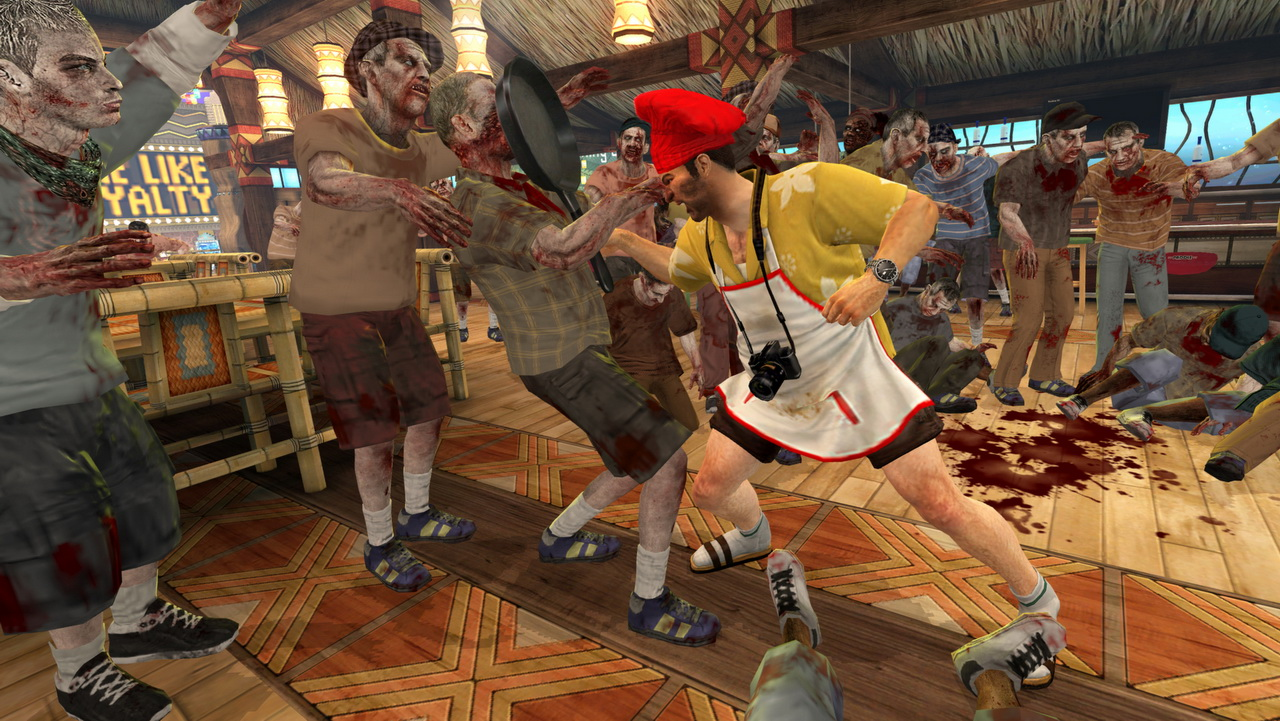 Screenshot for the game Dead Rising 2: Dilogy (2010-2011) PC | RePack от R.G. Механики
