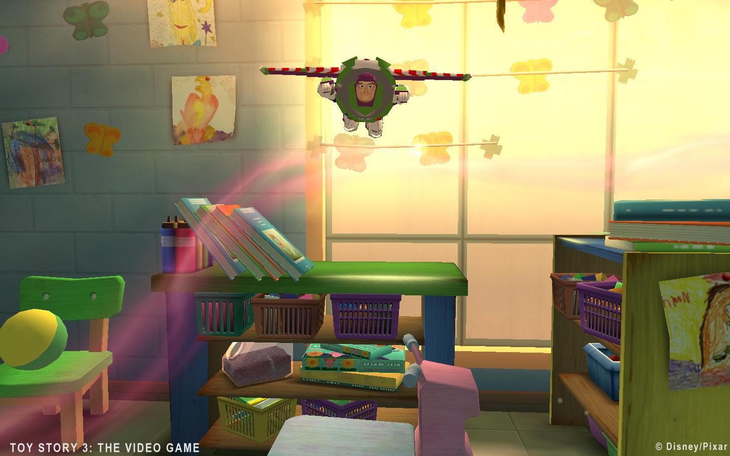Screenshot for the game История игрушек: Большой побег / Toy Story 3: The Video Game (2010) PC | RePack от R.G. Механики