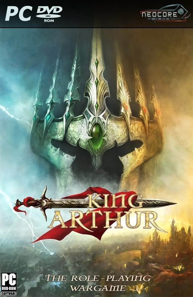 Cover Король Артур 2 / King Arthur 2: The Role-playing Wargame [v 1.1.08] (2012) PC | RePack от R.G. Механики