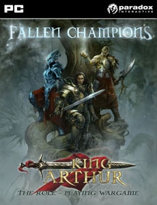 Cover King Arthur: Fallen Champions
