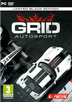 Poster GRID Autosport - Black Edition (2014)