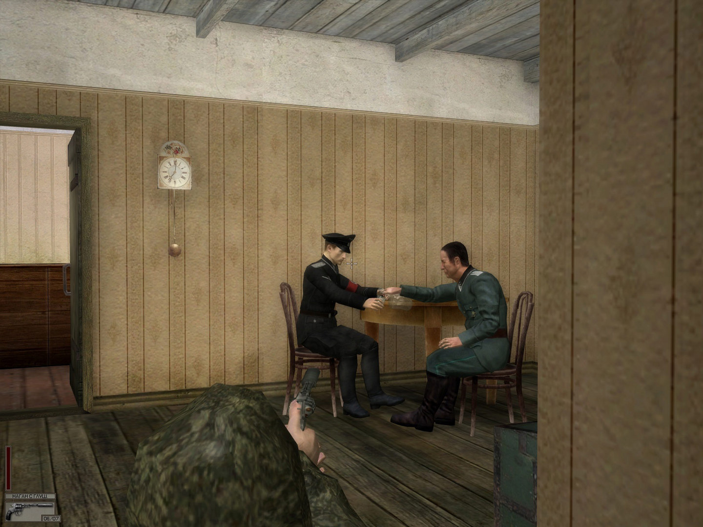 Screenshot for the game Смерть шпионам / Death to Spies: Gold Edition (2007-2009) PC | RePack от R.G. Механики