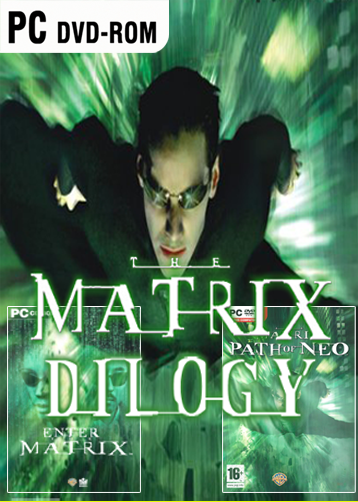 Cover The Matrix: Dilogy (2003-2005) PC | RePack от R.G. Механики