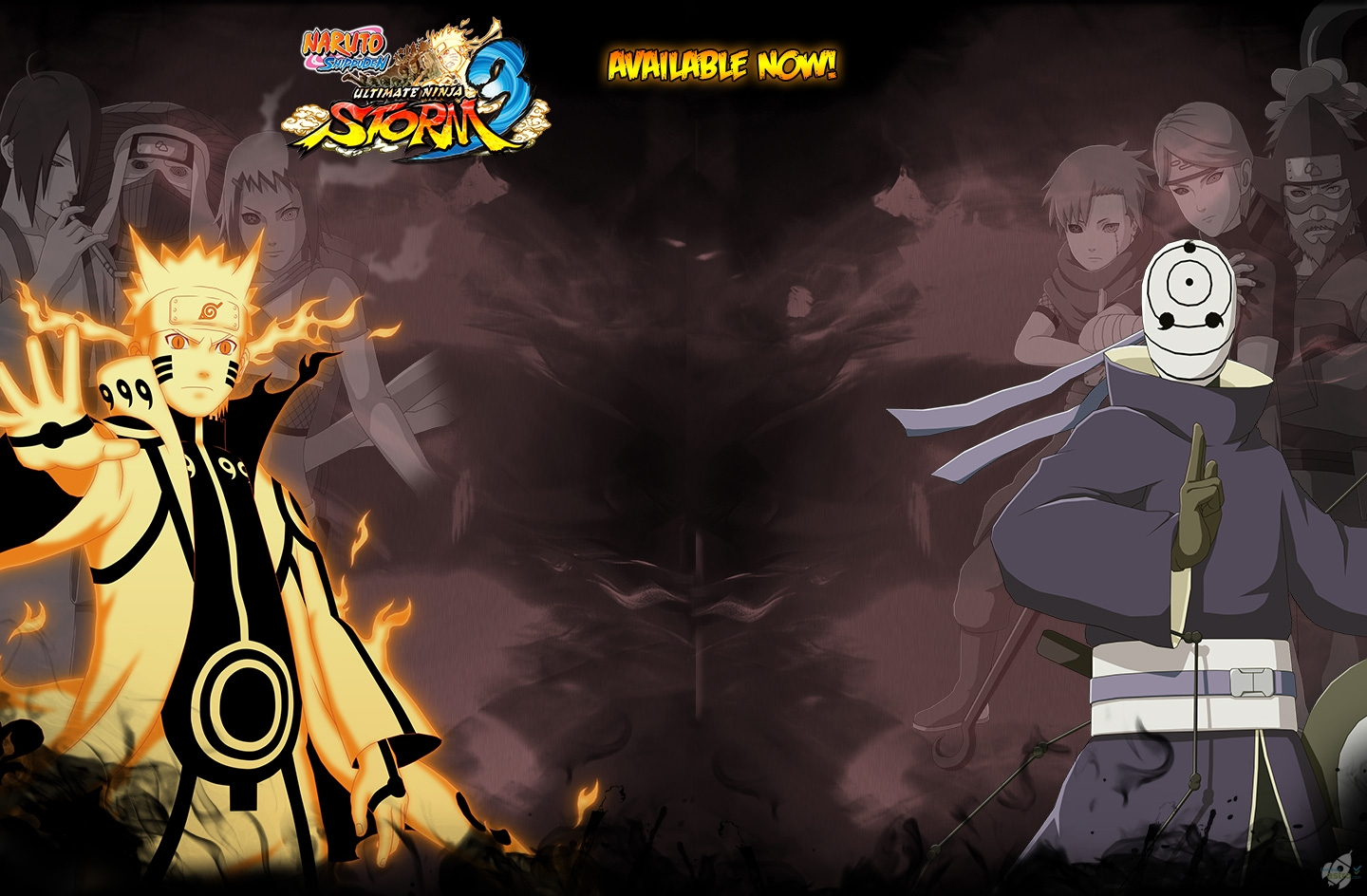 Screenshot for the game NARUTO SHIPPUDEN: Ultimate Ninja STORM 3 Full Burst (2013) РС | RePack от R.G. Механики