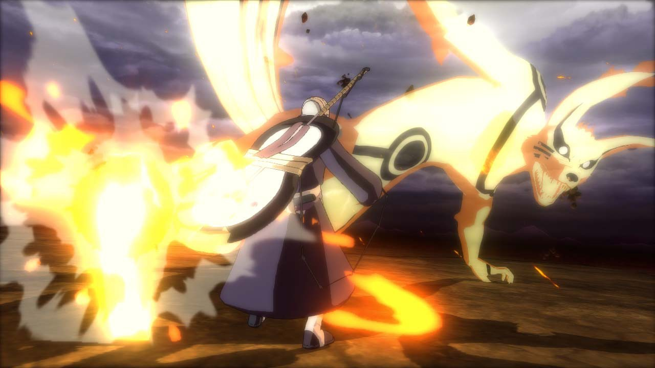 Screenshot for the game NARUTO SHIPPUDEN: Ultimate Ninja STORM Revolution (2014) РС | RePack от R.G. Механики